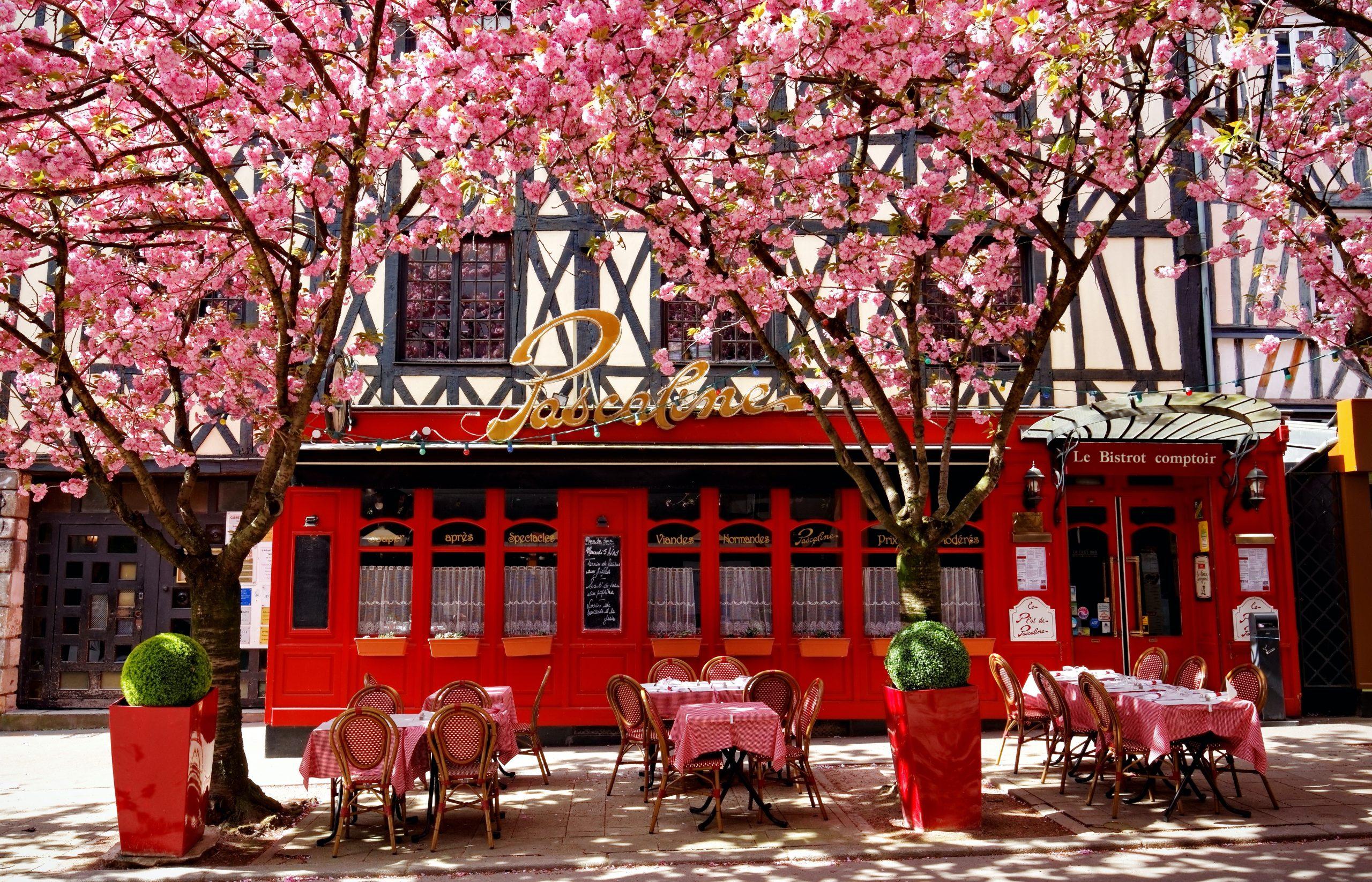 Accueil – Restaurant Pascaline Rouen Le Bistrot Comptoir depuis 1880